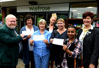 25-0116A Waitrose Cheque