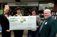 25-0116B Waitrose Cheque