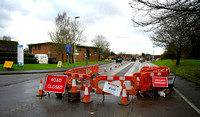 02-0116A Station Road Roadwork