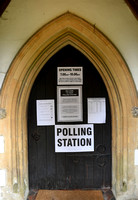 20-0615C Winterbourn Polling station