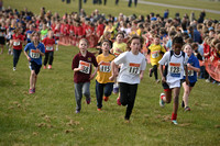 WEST BERKS & NORTH HANTS PRIMARY SCHOOLS CROSS COUNTRY CHAMPIONSHIPS 2016